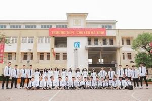 Trường THPT Chuyên Hà Tĩnh có 36 thí sinh đạt 27 điểm xét tuyển ĐH trở lên