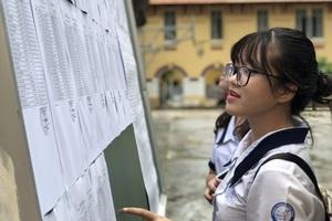 Phúc khảo thi THPT quốc gia: Bài từ 0 điểm tăng 8,75 điểm