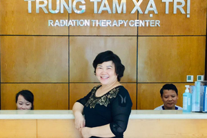 Đột phá trong xạ trị ung thư - 2