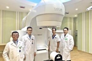 Đột phá trong xạ trị ung thư - 3