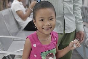 Động lực chữa bệnh đặc biệt của cô bé ung thư máu 6 tuổi - 3