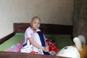 Kỳ diệu cô bé 10 tuổi chế ngự bệnh ung thư - 3