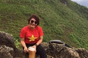 Người phụ nữ cụt chân với hành trình phi thường 11 năm chiến thắng ung thư vú - 3