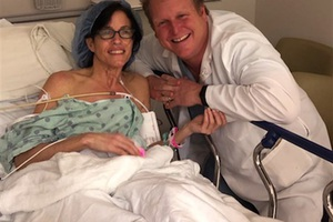 5 người thân chết vì ung thư phổi, người phụ nữ choáng váng phát hiện ung thư dù lối sống lành mạnh - 2