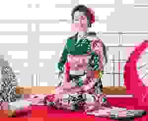 Furisode: Loại kimono giúp các thiếu nữ thể hiện tình yêu