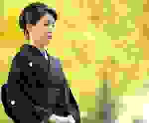 Mofuku: Bộ kimono người Nhật mặc trong tang lễ