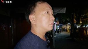 Nhân chứng kể vụ cháy làm 8 người tử vong ở TP.HCM