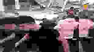 Người đàn ông được cứu sau động đất ở Thổ Nhĩ Kỳ