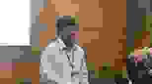 Ông Nguyễn Văn Hiếu, Phó GĐ Sở GD&ĐT TPHCM công bố tỷ lệ điểm thi lớp 10