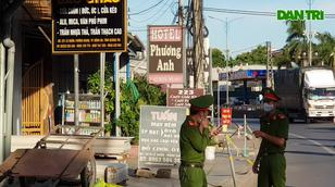 Phong tỏa thêm 3 khu vực tại Quảng Trị