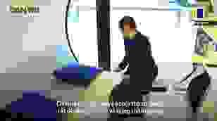 Cận cảnh nhà ống cống 10m2 giá 15.000 USD cho người nghèo ở Hong Kong