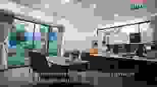 Gia đình Thanh Hóa mua 6 nhà hàng xóm, xây nhà vườn rộng 700m2 giữa phố