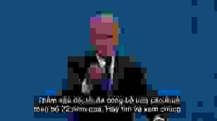 Ông Biden: Tôi chưa từng nhận một đồng nào từ nước ngoài
