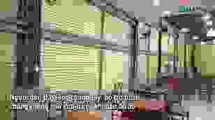 """Đường phố vắng tanh trước """"siêu bão"""" ở Đà Nẵng"""