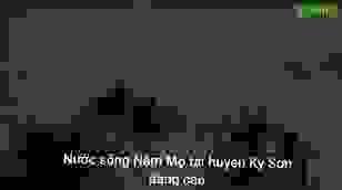 Hàng trăm người dân chạy lũ trong đêm tại Nghệ An