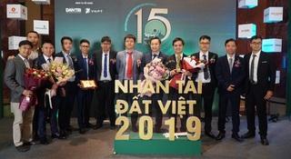 Giải nhì Nhân tài Đất Việt 2019: Cơ hội tìm kiếm nhà đầu tư dễ dàng hơn
