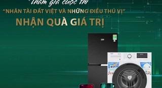 """Công bố những độc giả trúng thưởng cuộc thi """"Nhân tài Đất Việt và những điều thú vị"""""""