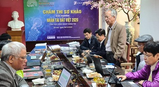 Chấm sơ khảo 282 sản phẩm tham gia Nhân tài Đất Việt 2020 lĩnh vực CNTT