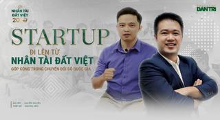Startup đi lên từ Nhân tài Đất Việt góp công trong chuyển đổi số