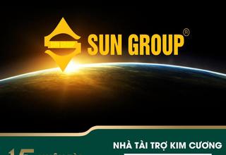 Tập đoàn Sun Group là Nhà tài trợ kim cương giải thưởng Nhân tài Đất Việt 2019