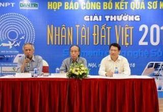 """Nhân tài Đất Việt lĩnh vực CNTT 2018 đã bám sát """"hơi thở"""" của cuộc cách mạng 4.0!"""