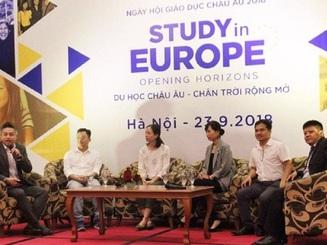 Hành trang du học châu Âu: Quan trọng hơn cả vẫn là ngôn ngữ và tâm lý