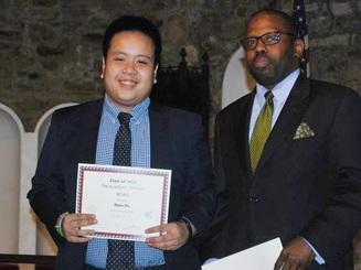 Đỗ Nhật Nam được tuyển sinh sớm vào ĐH danh tiếng Mỹ