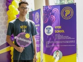 Chàng trai 10X và hành trình chinh phục suất học bổng 2,4 tỷ cho 2 năm học PTTH nội trú Mỹ