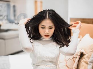 Nữ du học sinh Mỹ xinh đẹp lắng nghe từng nhịp thở của Tết quê hương
