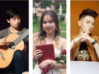Ba bạn trẻ Việt giành học bổng nghệ thuật hiếm và danh tiếng thế giới năm 2018