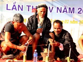 Lần đầu tiên, đồng bào Kor Quảng Nam tổ chức lễ hội cầu mưa