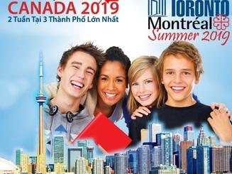 Du học hè Canada tại Toronto, Ottawa và Montréal