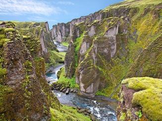 Hẻm núi hình thành từ cuối kỷ băng hà phải đóng cửa đón khách vì Justin Bieber