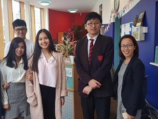 Nhiều học bổng giá trị tại Triển lãm học bổng du học THPT Anh quốc 2019