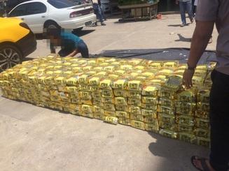 """Công an TPHCM phá án ma túy """"khủng"""" chưa từng thấy: 1,1 tấn ma tuý"""