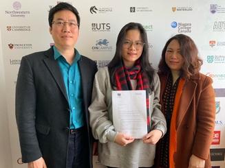 Cơ hội vàng nhận học bổng Cử nhân – Thạc sĩ lên đến 50%, nhận VISA thực tập 3 năm ngay sau khi tốt nghiệp tại Úc