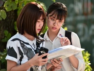 Xử lý hàng nghìn bài thi trắc nghiệm THPT quốc gia bị lỗi do tô nhầm số báo danh