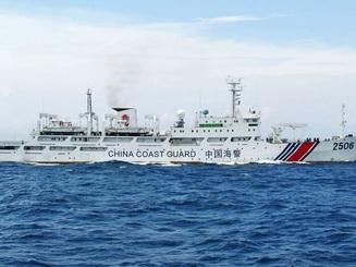 Mỹ lên án hành động khiêu khích của Trung Quốc tại Biển Đông