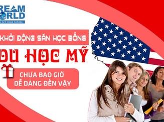 Du học Mỹ - Giấc mơ chưa bao giờ ngừng ấp ủ