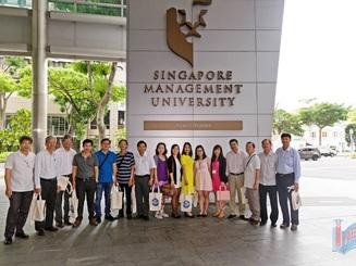 Chắp cánh ước mơ sự nghiệp cùng Đại học Công lập SMU Singapore