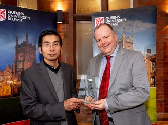 Giáo sư Việt đoạt giải công trình nghiên cứu xuất sắc nhất tại hội nghị viễn thông hàng đầu thế giới
