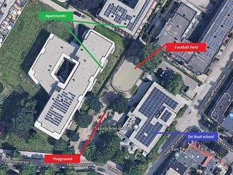 Hà Lan: Tranh cãi việc trường học buộc phải đóng cửa một phần sân chơi do quá ồn