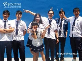 Tìm hiểu chương trình học Phổ thông, Đại học, Thạc sĩ tại Singapore
