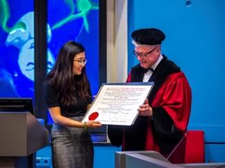 Nữ tiến sĩ Kinh tế tại Hà Lan và khát vọng hỗ trợ người Việt thành công dân toàn cầu