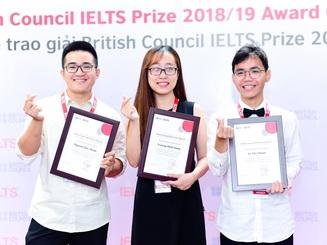 30 suất học bổng IELTS Prize 2019/20 dành cho sinh viên khu vực Đông Á