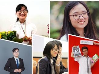 Top 5 học sinh Việt giành loạt học bổng Đại học Mỹ ấn tượng nhất 2019