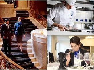 Du học hưởng lương 450 triệu đồng/năm tại các khách sạn 5 sao hàng đầu