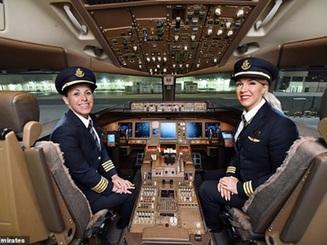 Kinh nghiệm cách ly tích cực của nữ phi công Australia