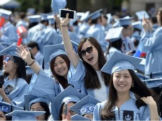Anh vượt Mỹ trở thành điểm du học hàng đầu của SV Trung Quốc
