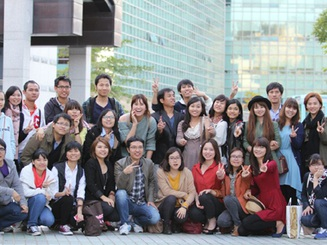 Tưng bừng ngày hội sinh viên Việt Nam tại xứ sở Kim Chi